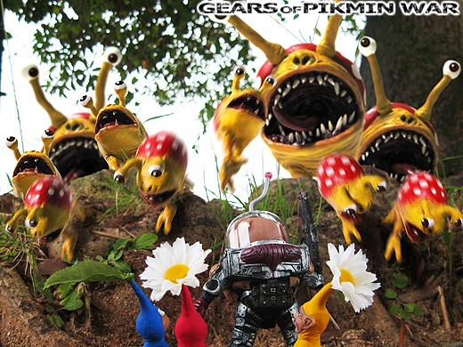 Gears of PIKMIN War
